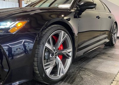 Ceramic coating paint protection for vehicles