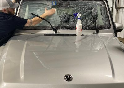 Windshield Chip Protection